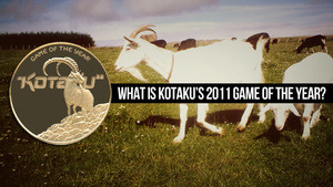 Portal 2 Takes Kotaku's 2011 Game of the Year Award for Science, You Monster